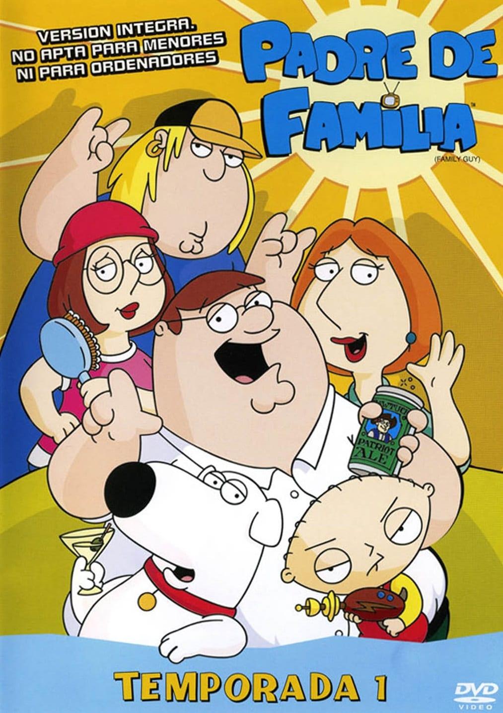 Crítica de serie: Padre de familia