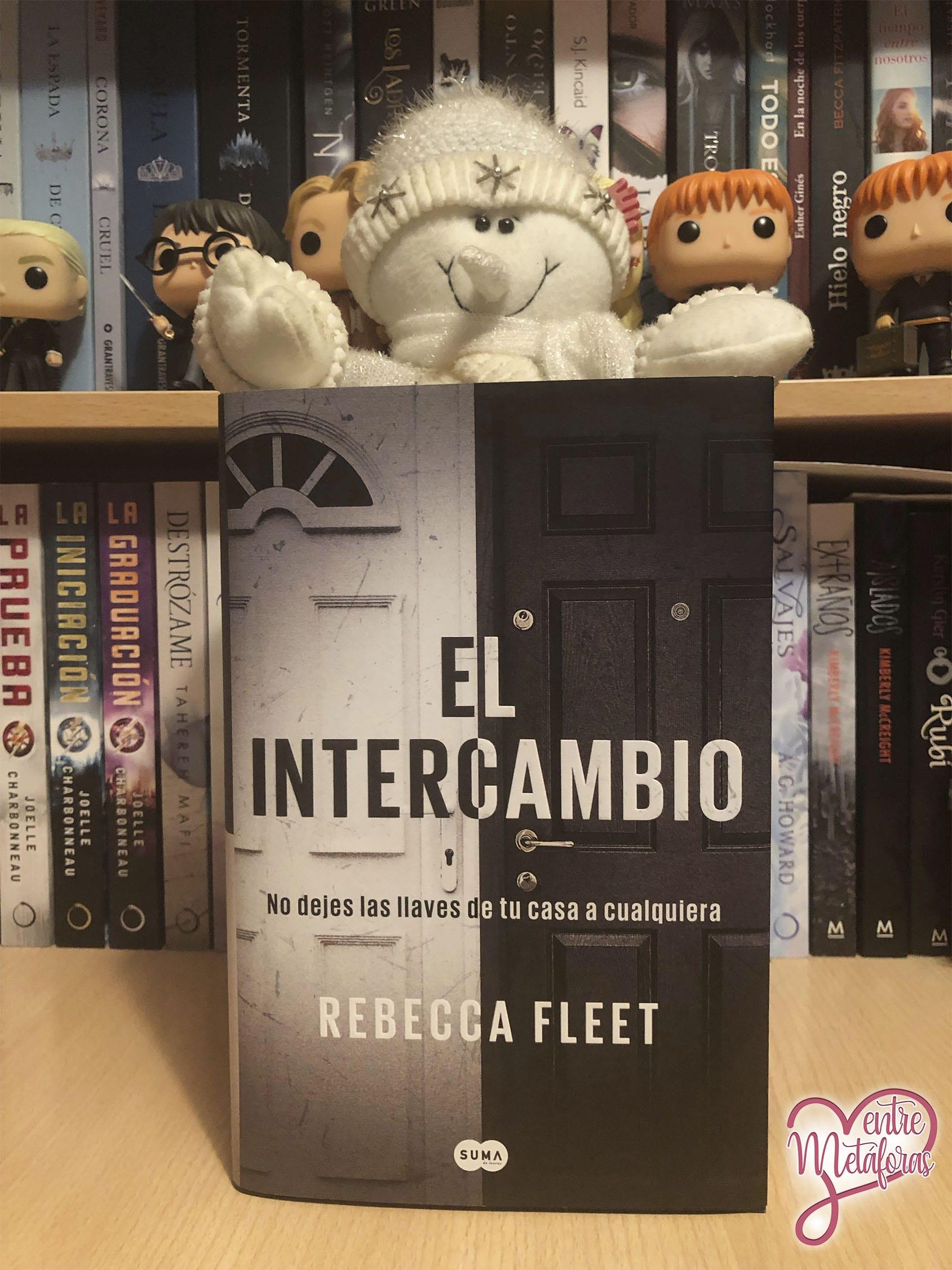 El intercambio, de Rebecca Fleet - Reseña