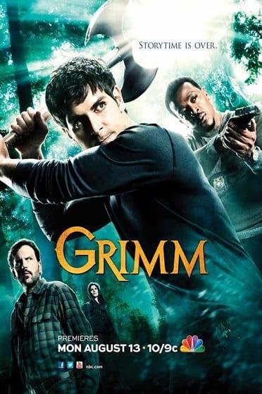 5 razones para ver... Grimm