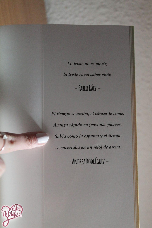 Cuando nos volvamos a encontrar, de Andrea Rodríguez - Reseña