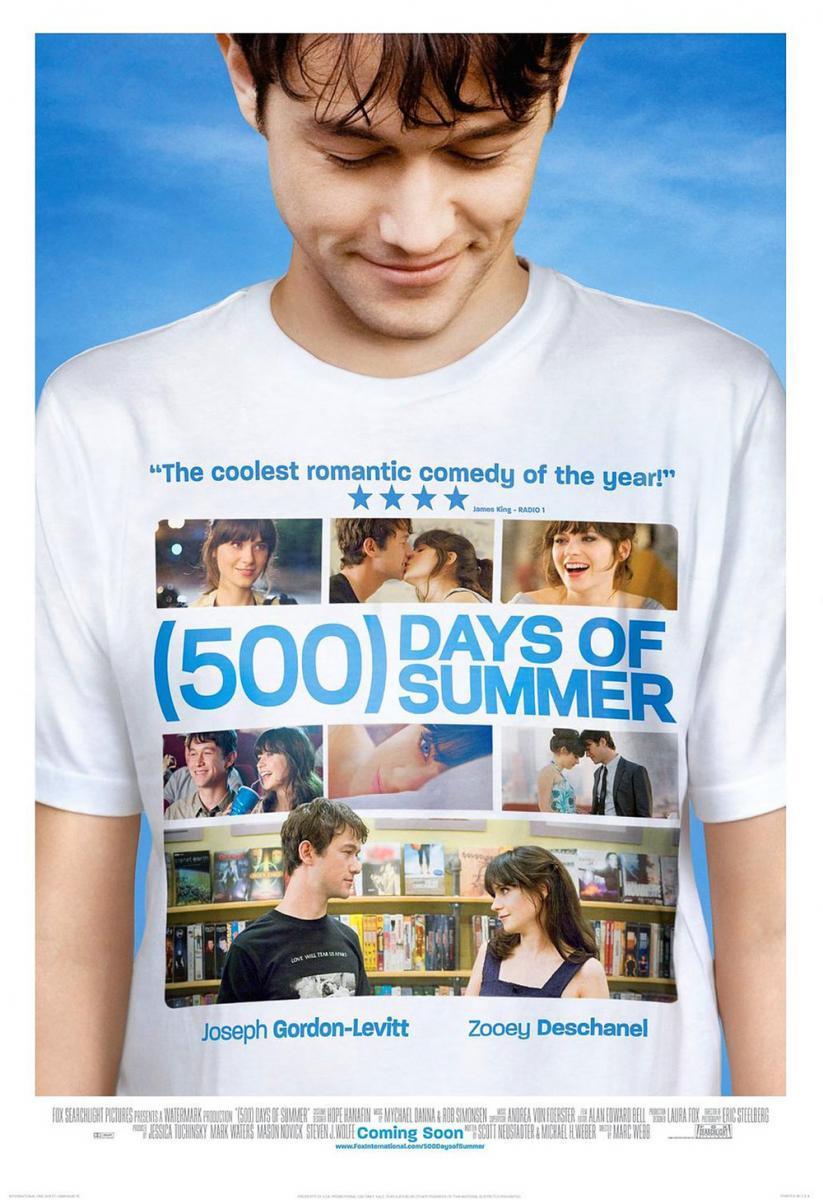 5 razones para ver... 500 días juntos