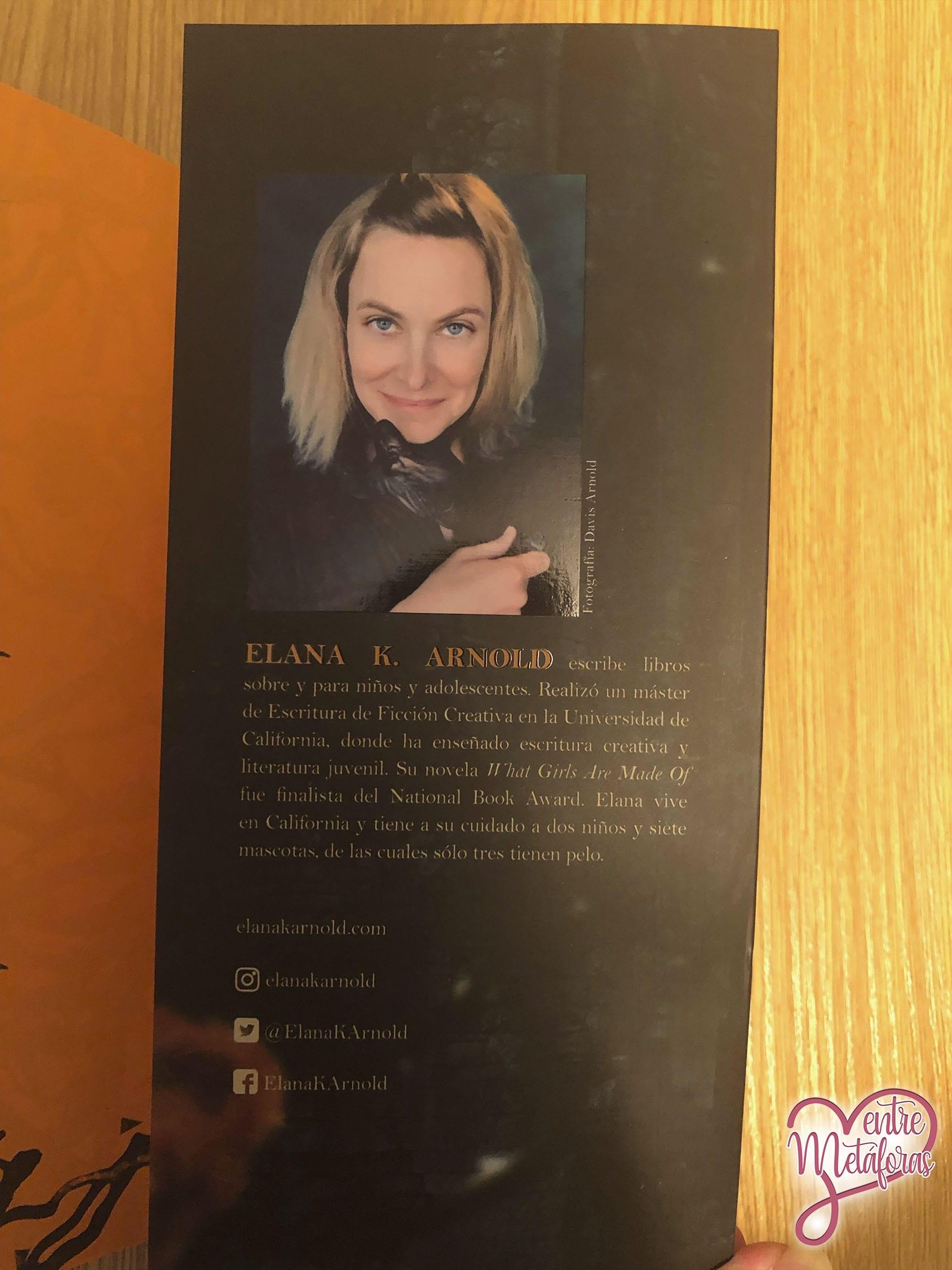 Damisela, de Elana K. Arnold - Reseña