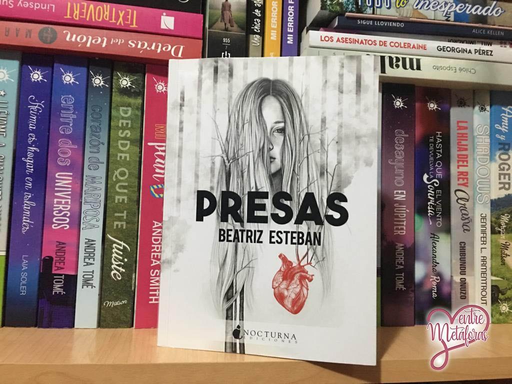 Presas, de Beatriz Esteban - Reseñas