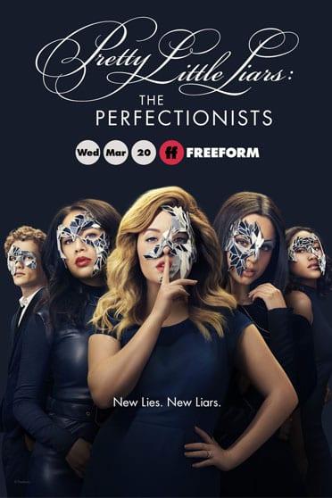 Pequeñas mentirosas: Perfeccionistas - Primeras impresiones