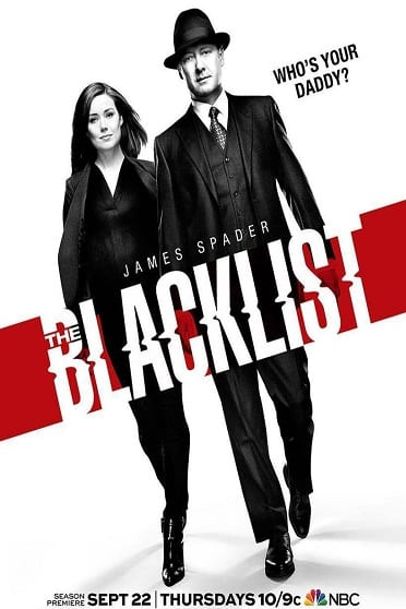 The Blacklist, temporada 1