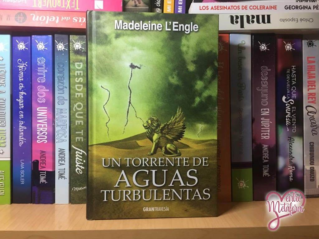 Un torrente de aguas turbulentas, de Madeleine L'Engle - Reseña