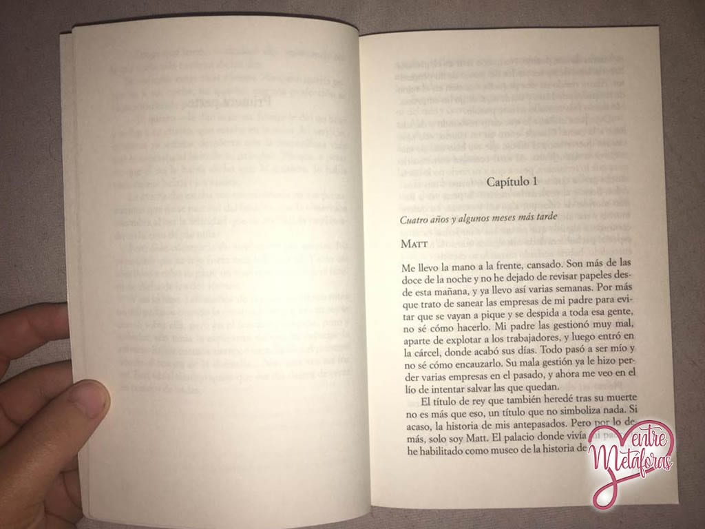 Mi error fue creer en cuentos de hadas, de Moruena Estríngana - Reseña