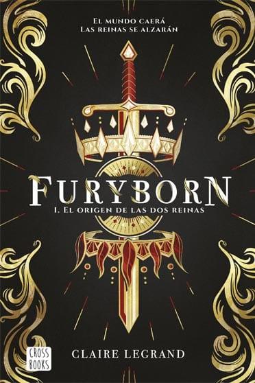 FuryBorn I, de Claire Legrand - Reseña