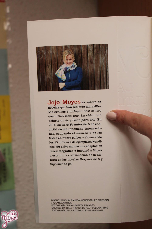 La última carta de amor, de Jojo Moyes - Reseña