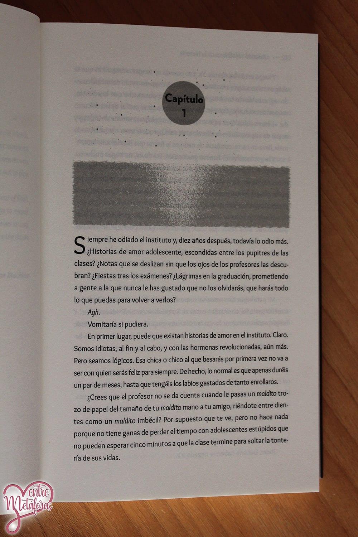 Cuando reescribamos la historia, de Belén Martínez - Reseña