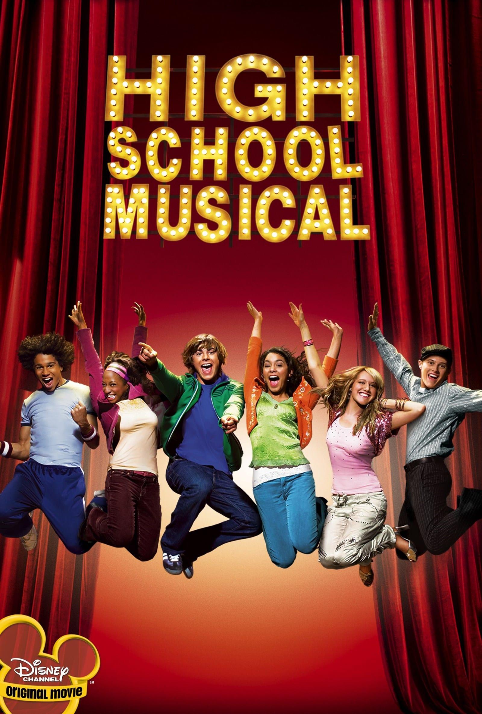 High School Musical 1 - Crítica de cine