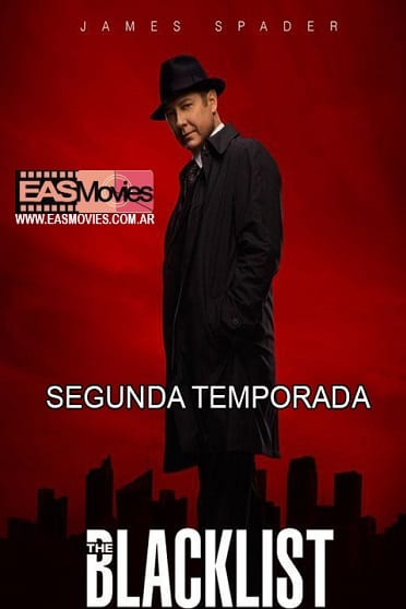 The Blacklist, temporada 2
