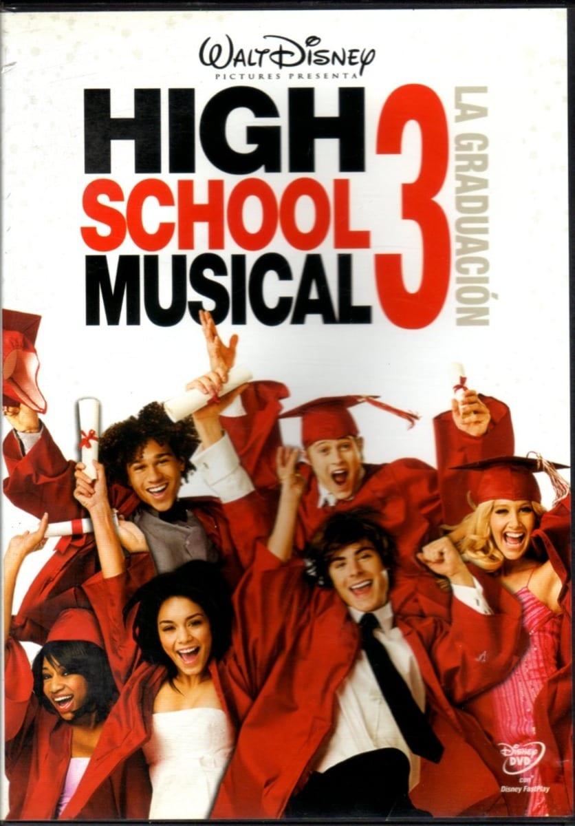 High School Musical 3 - Crítica de cine