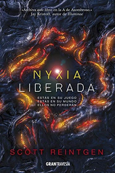 Nyxia: Liberada, de Scott Reintgen - Reseña