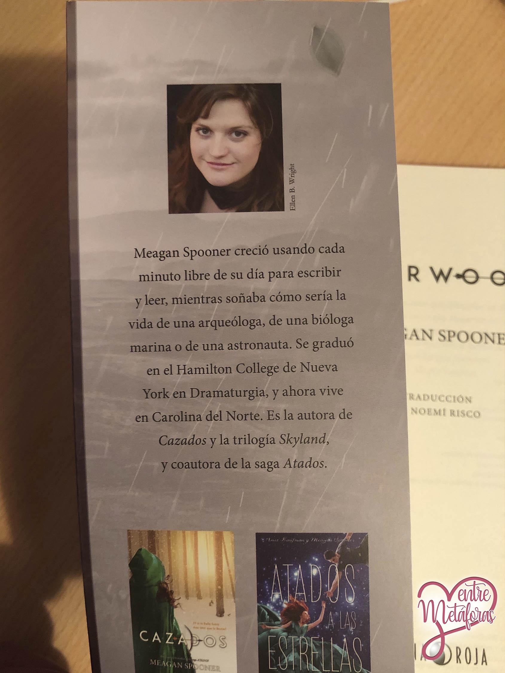 Sherwood, de Meagan Spooner - Reseña