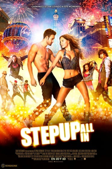 Step up: All in - Crítica de cine