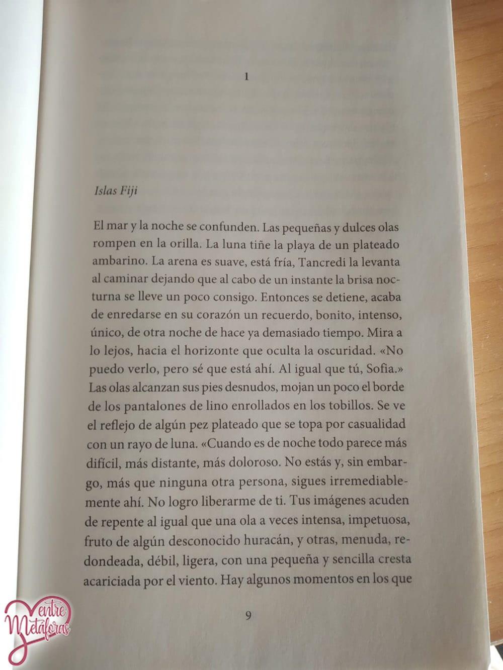 Mil noches sin ti, de Federico Moccia - Reseña
