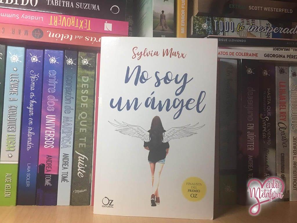 No soy un ángel, de Sylvia Marx - Reseña