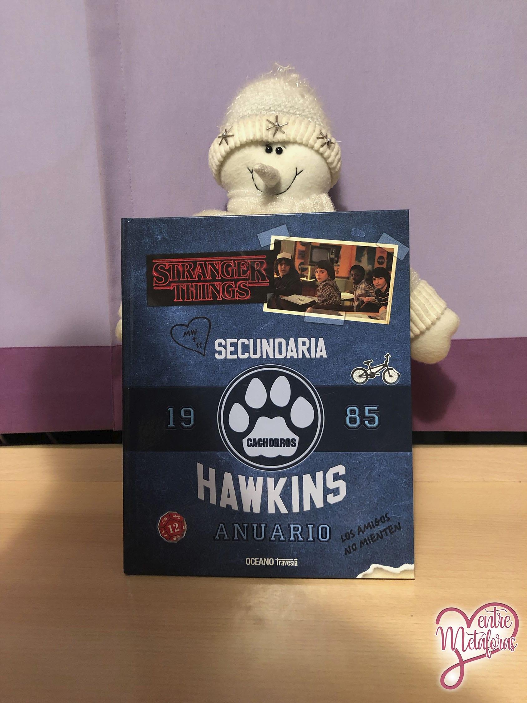 Anuario Hawkins - Reseña