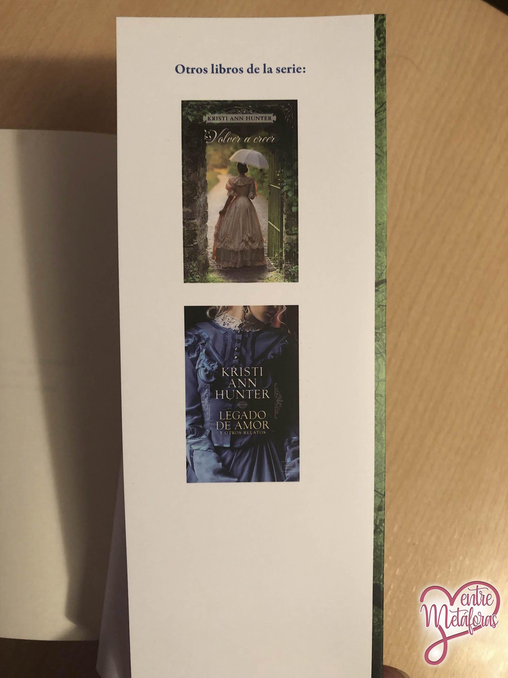 El misterio de Haven Manor, de Kristi Ann Hunter - Reseña