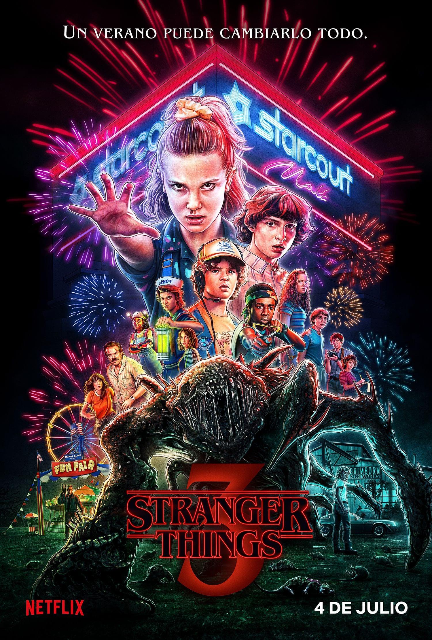 Stranger Things, temporada 3 – Crítica de serie