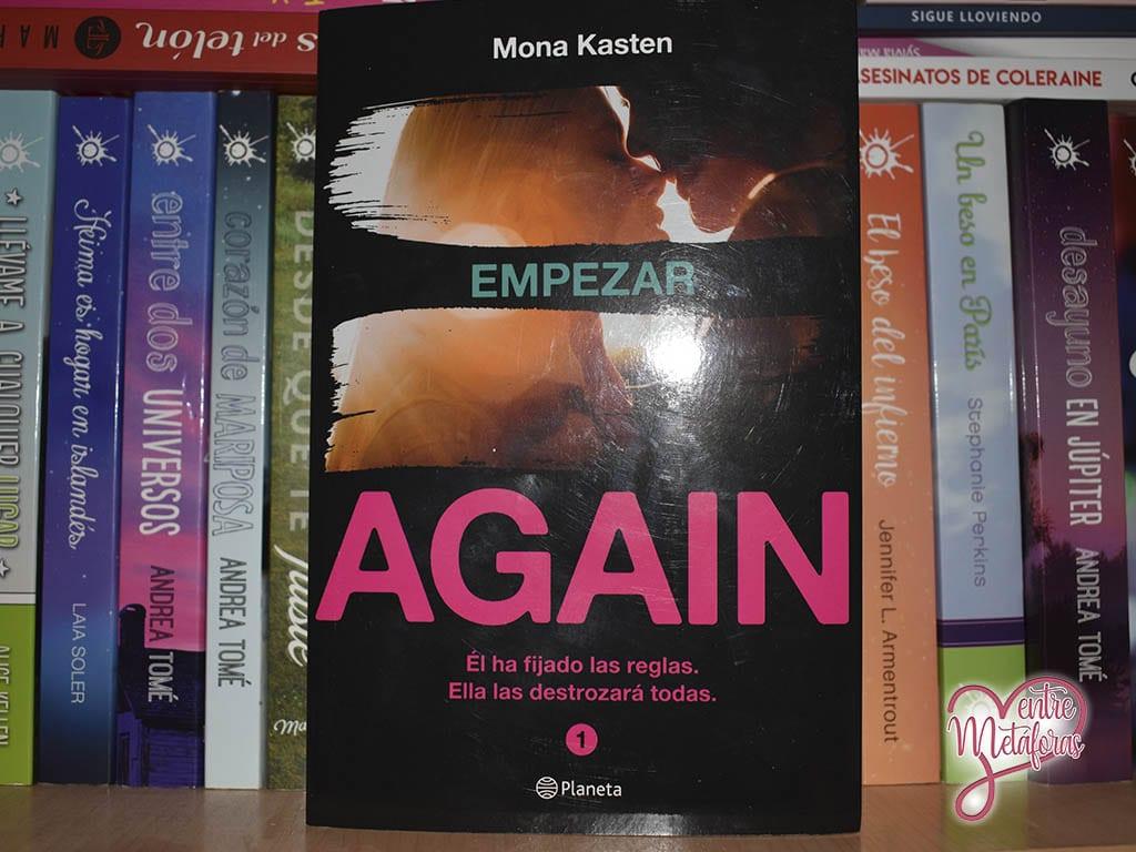 Empezar, de Mona Kasten - Reseña
