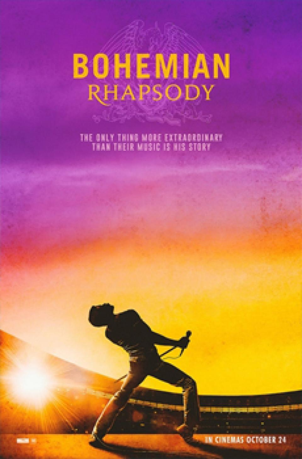 5 razones para ver... Bohemian Rhapsody