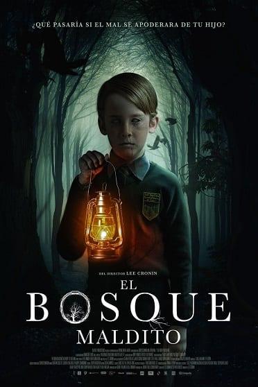 El bosque maldito - Crítica de cine