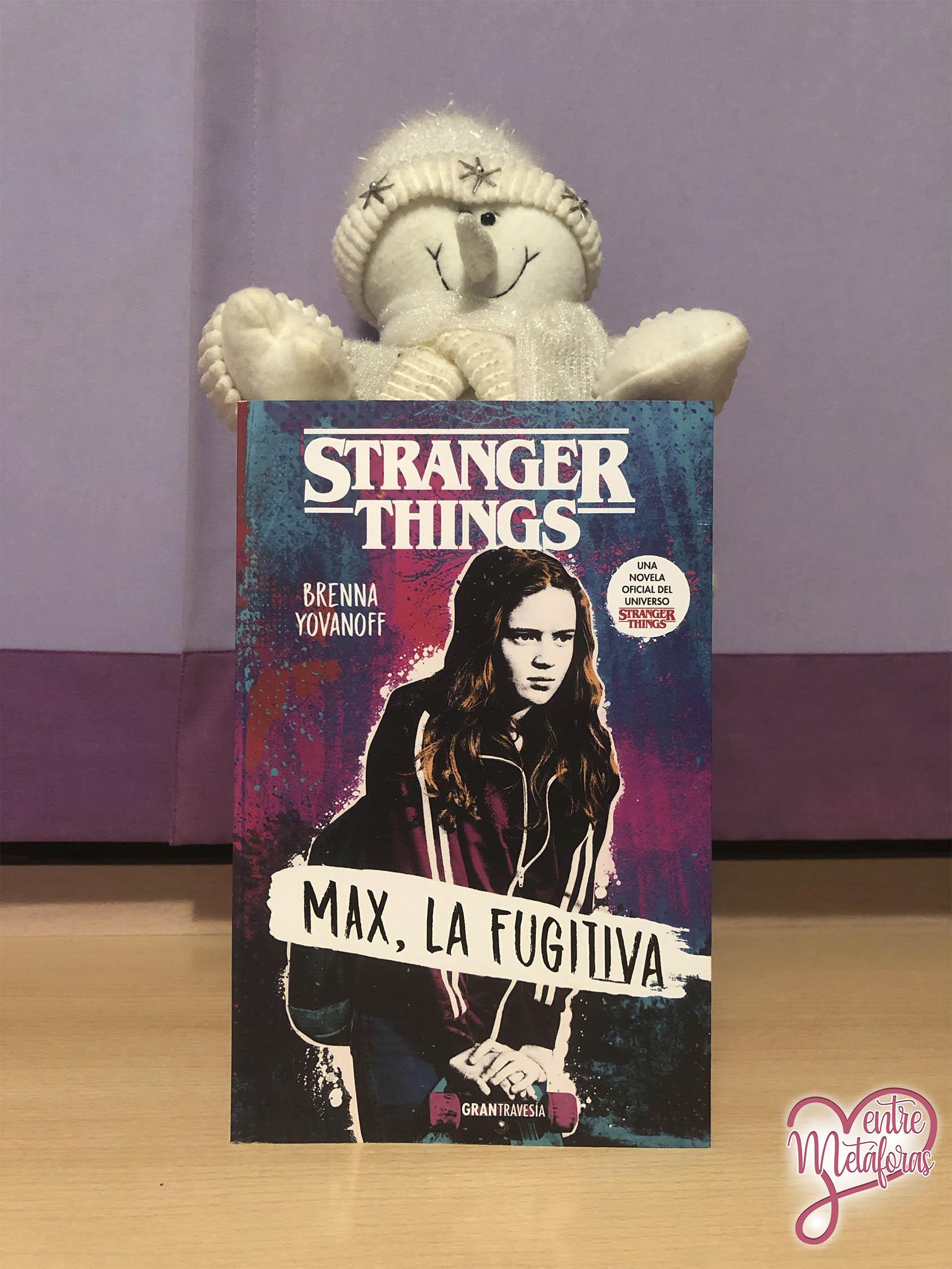 Max, la fugitiva; de Brenna Yovanoff - Reseña