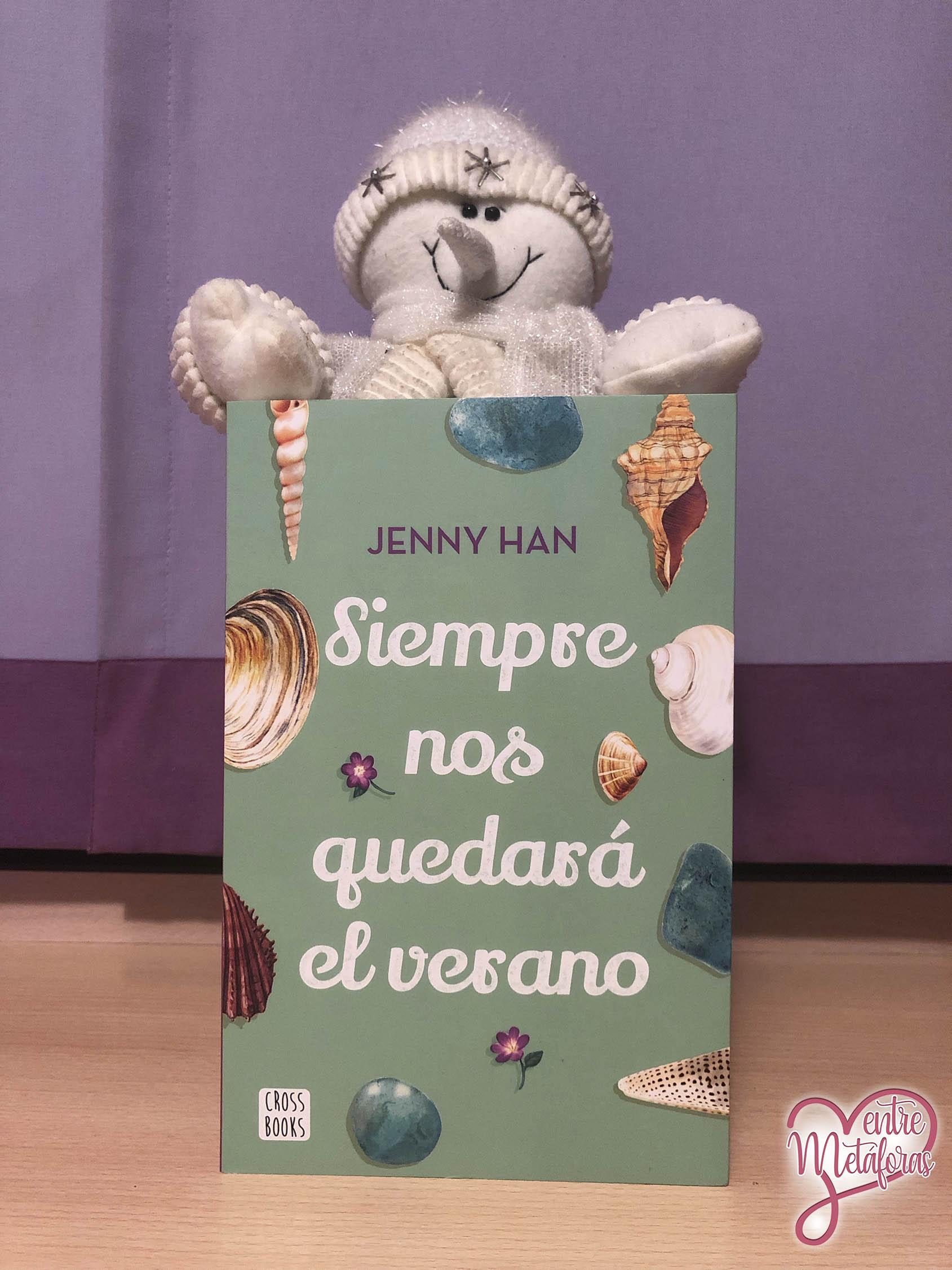 Siempre nos quedará el verano, de Jenny Han – Reseña