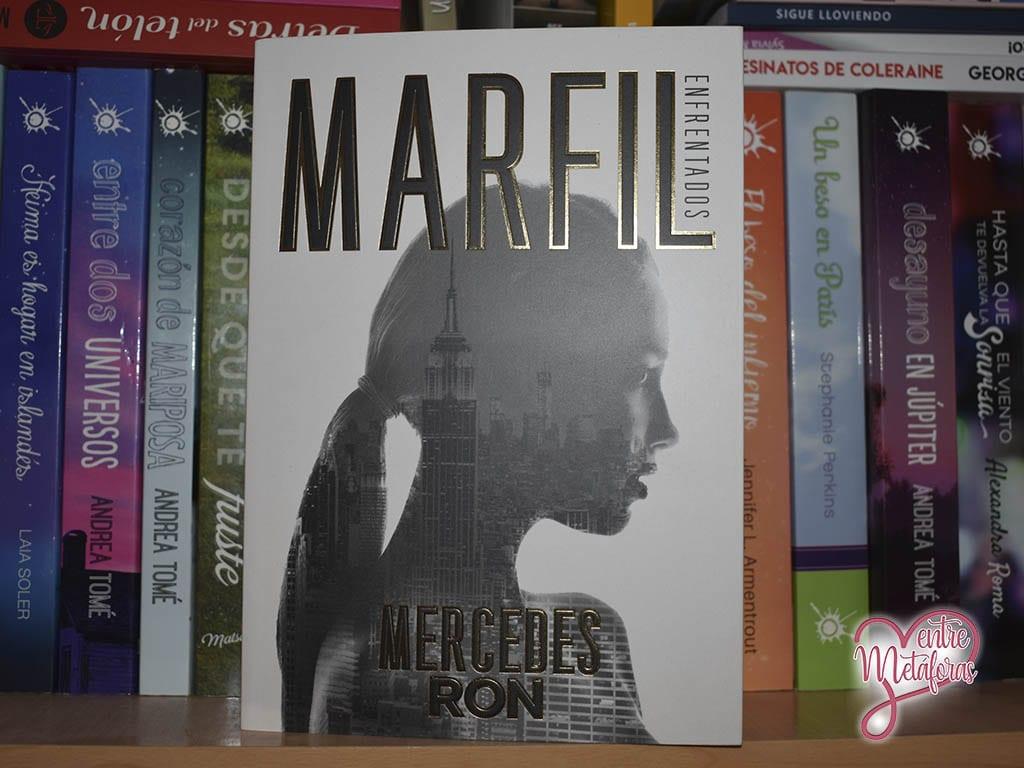 Marfil, de Mercedes Ron - Reseña