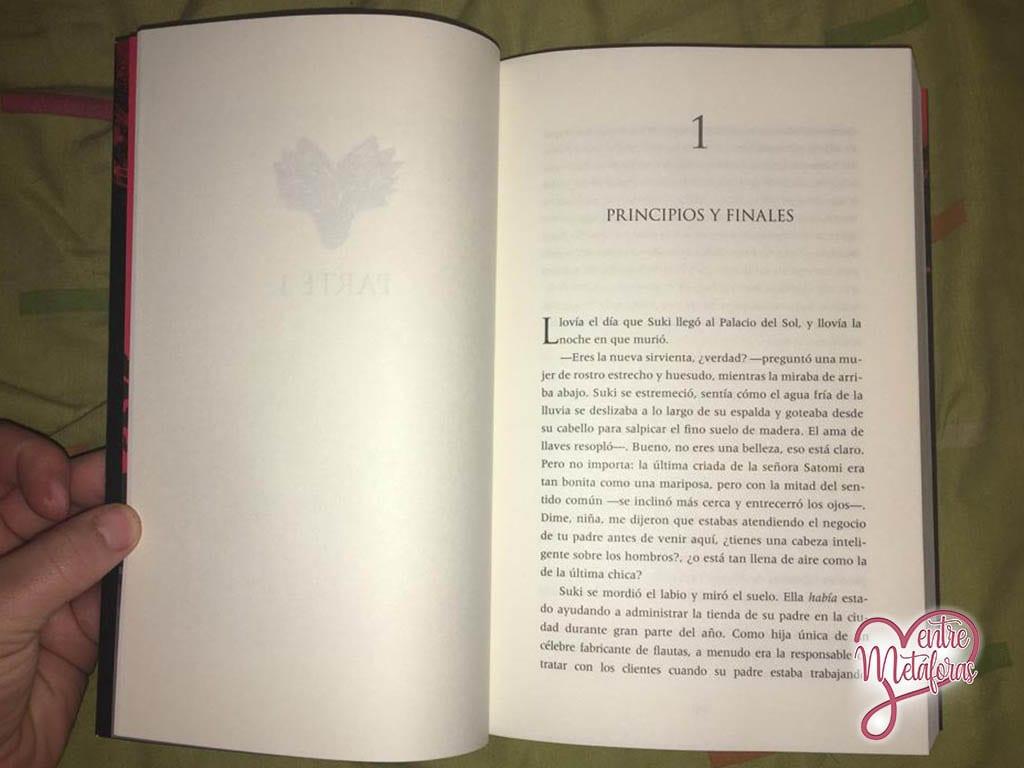 La sombra del zorro, de Julie Kagawa - Reseña