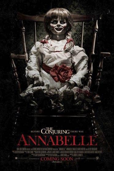 Annabelle - Crítica de cine