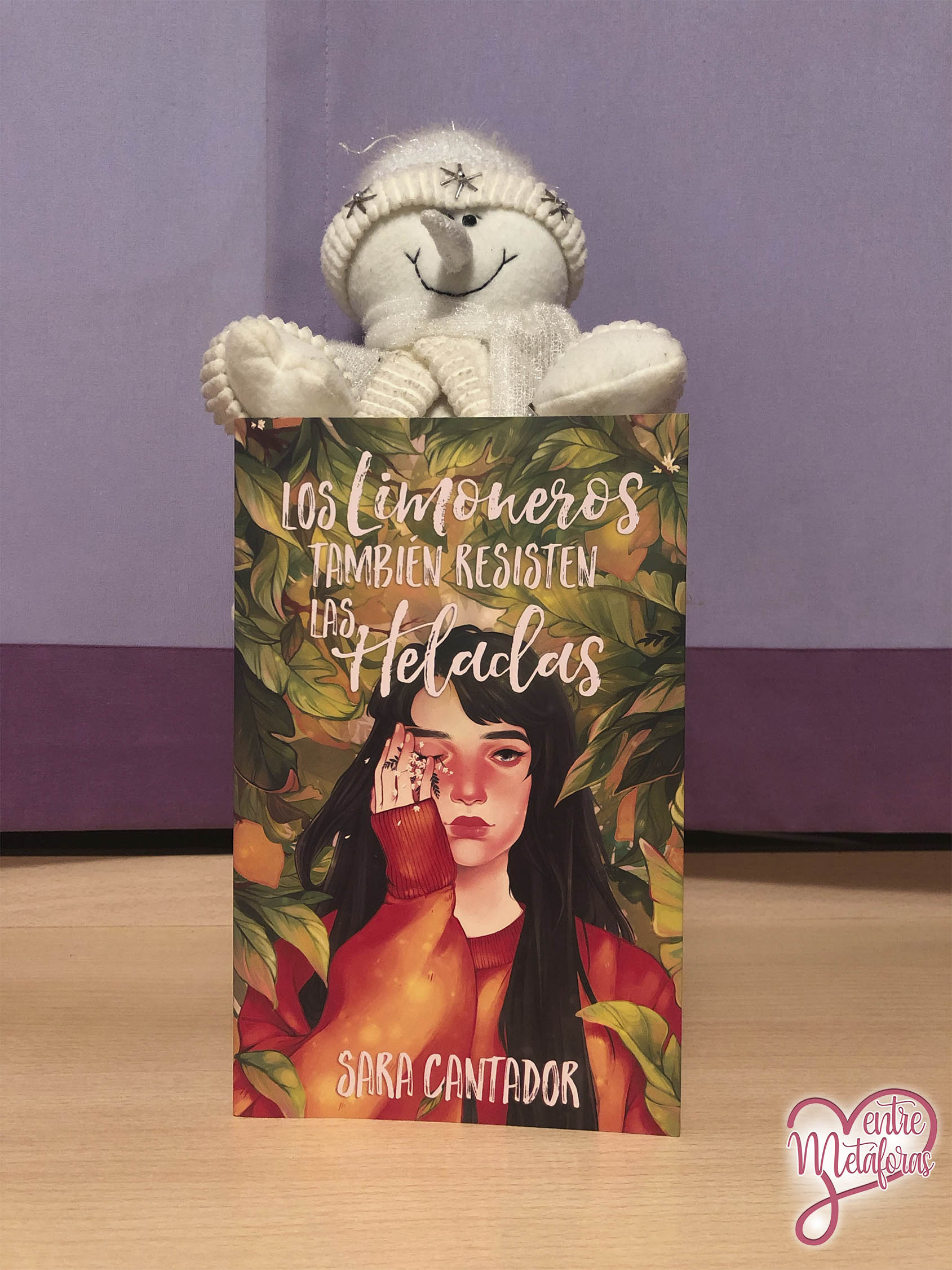 Los limoneros también resisten las heladas, de Sara Cantador - Reseña