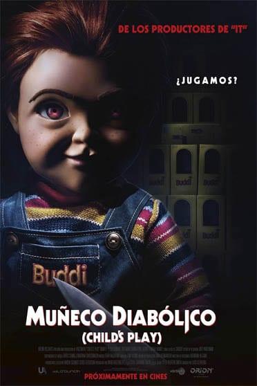 Muñeco diabólico 2019 - Crítica de cine