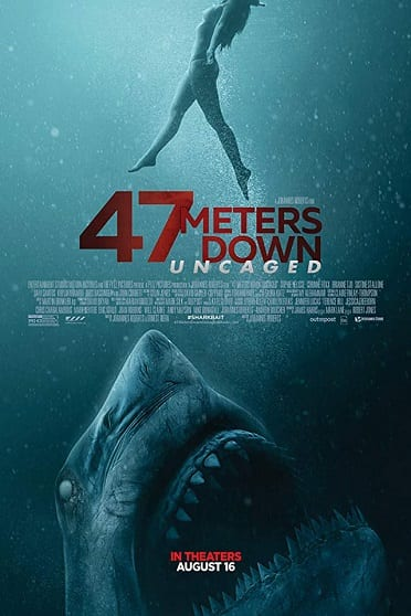 A 47 metros uncaged - Crítica de cine
