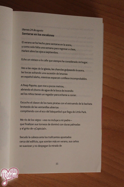 Poet X, de Elizabeth Acevedo - Reseña