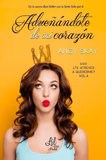 Te robé un beso, de Angy Skay  - Reseña