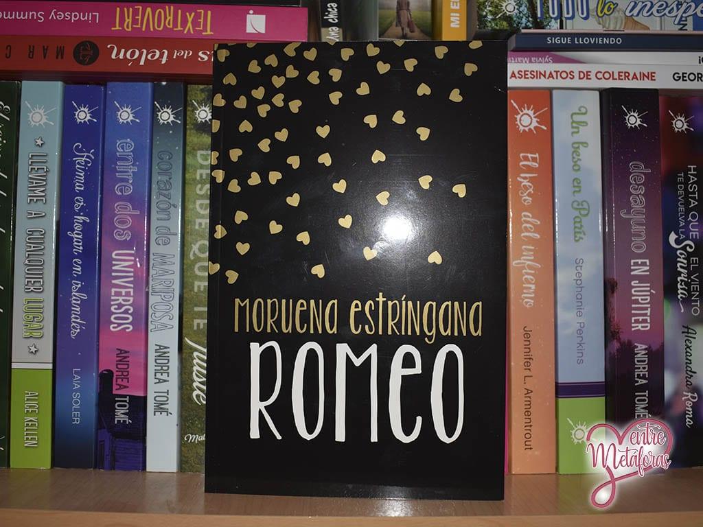 Romeo, de Moruena Estríngana - Reseña
