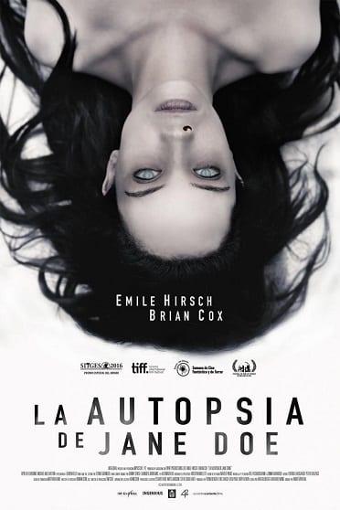 La autopsia de Jane Doe - Crítica de cine