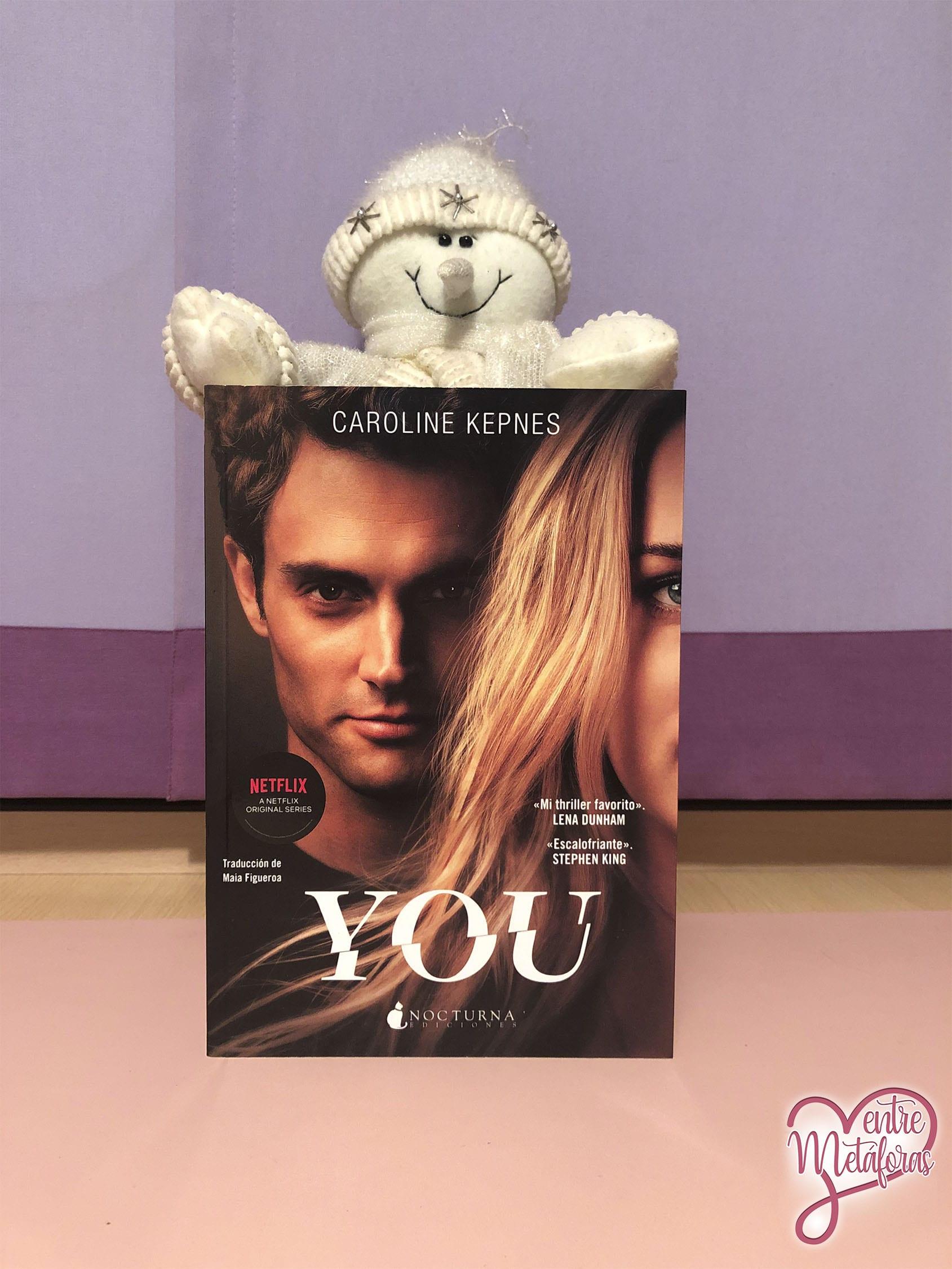 You, de Caroline Kepnes - Reseña