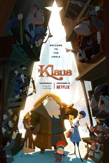 Klaus - Crítica de cine