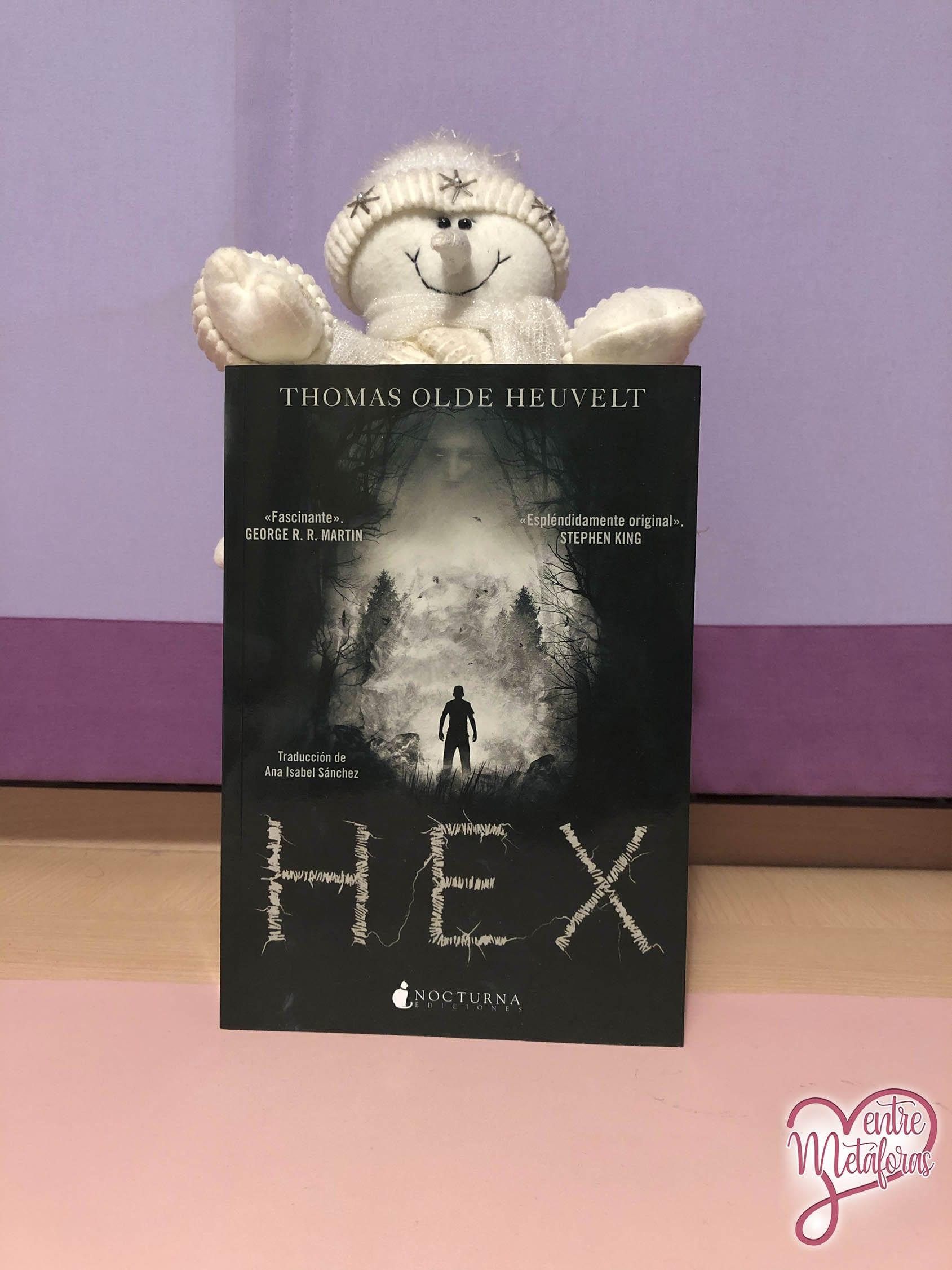 Hex, de Thomas Olde Heuvelt - Reseña