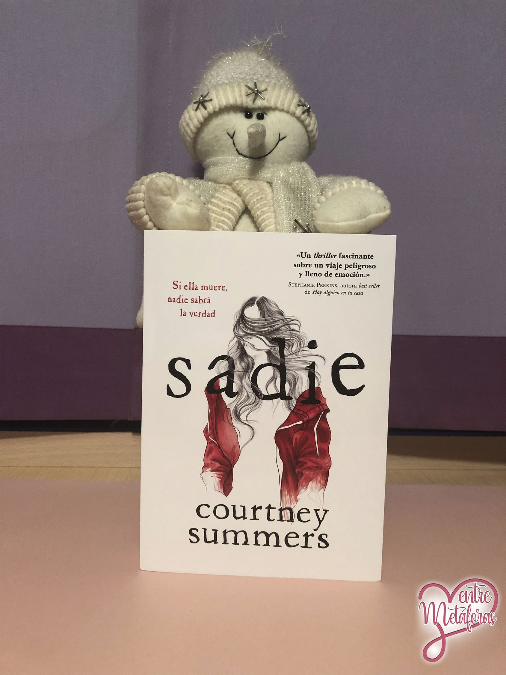 Sadie, de Courtney Summers - Reseña