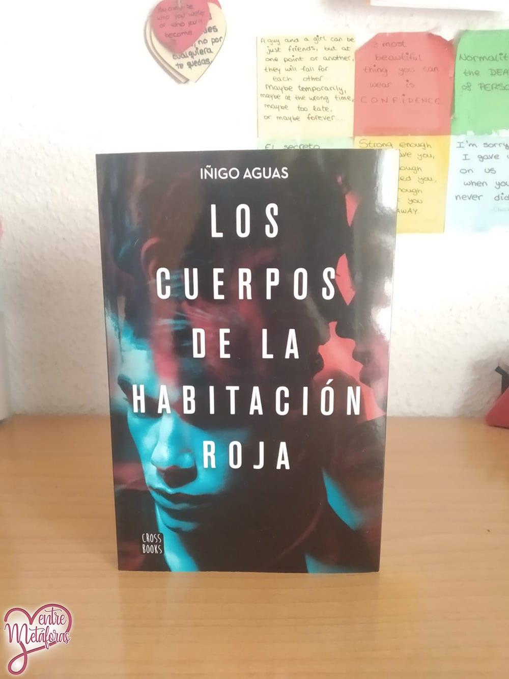Los cuerpos de la habitación roja, de Íñigo Aguas- Reseña