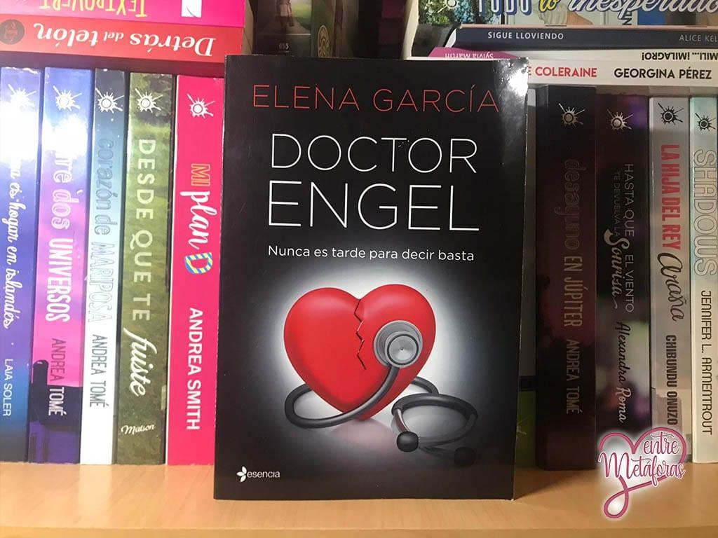 Doctor Engel, de Elena García - Reseña