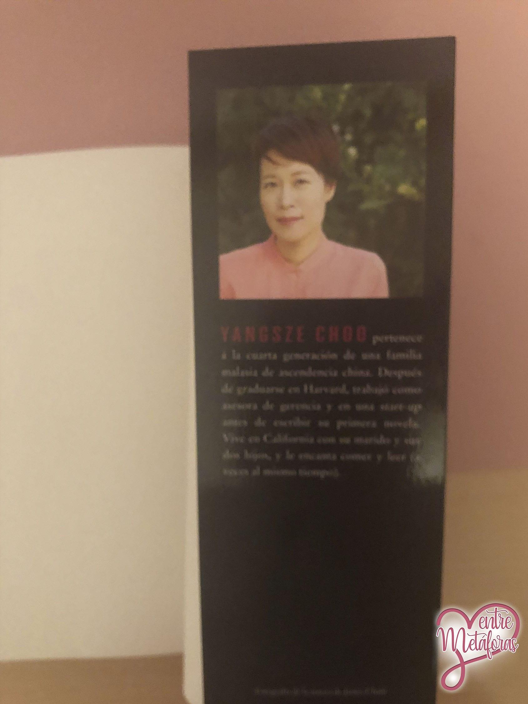 La novia fantasma, de Yangsze - Reseña