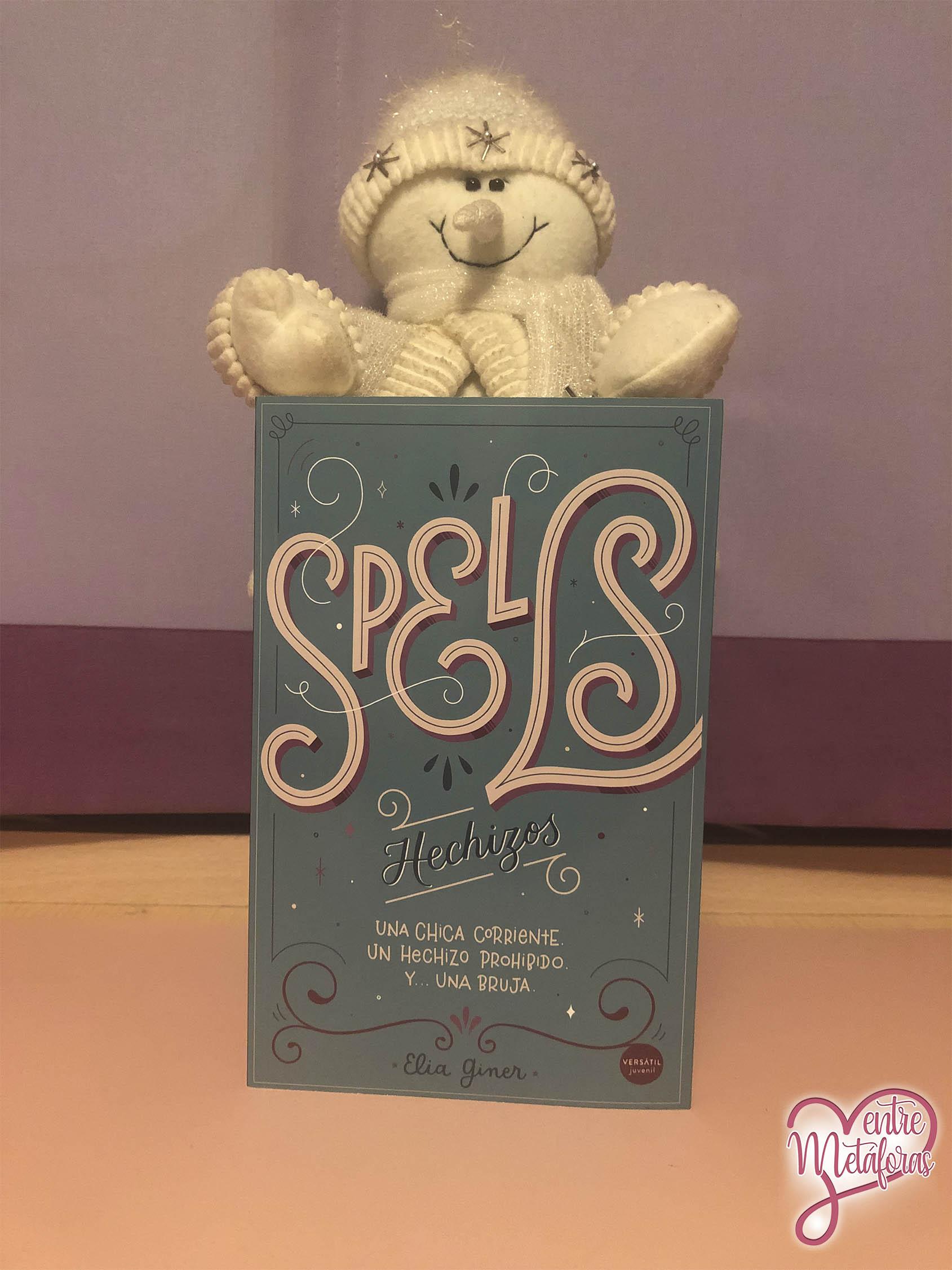 Spells, de Elia Giner - Reseña