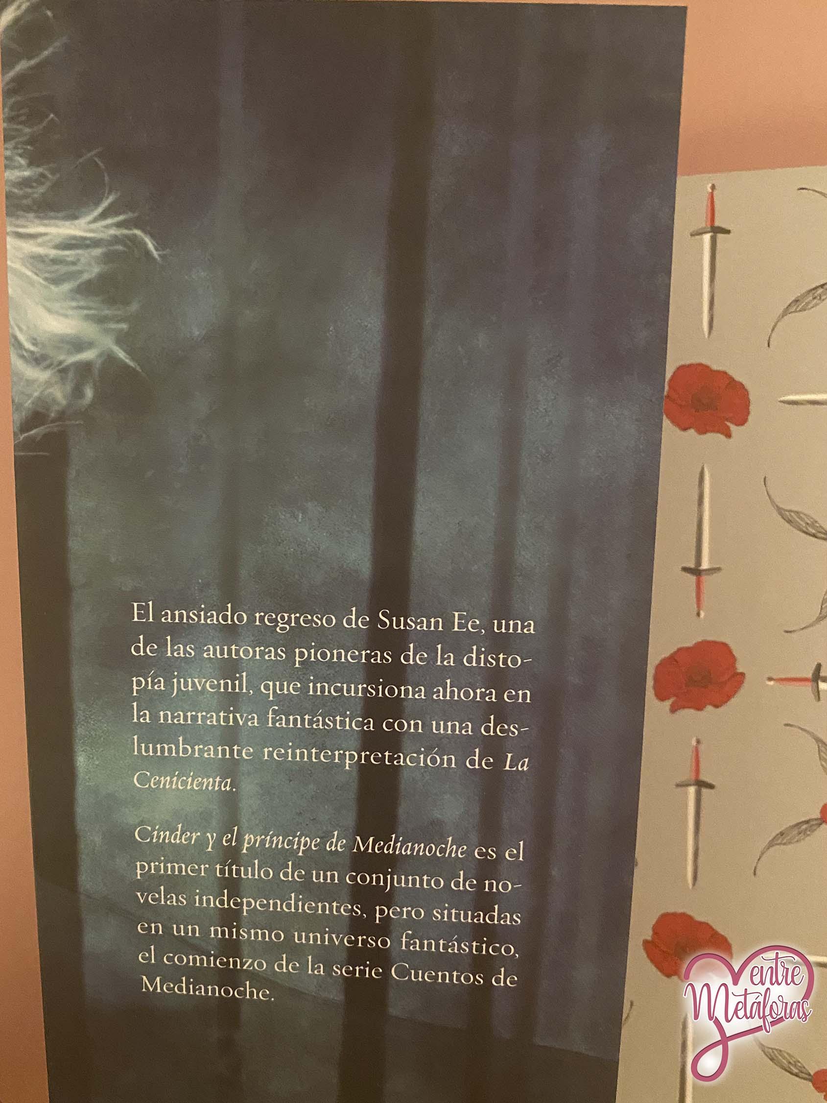 Cinder y el Príncipe de Medianoche, de Susan Ee - Reseña