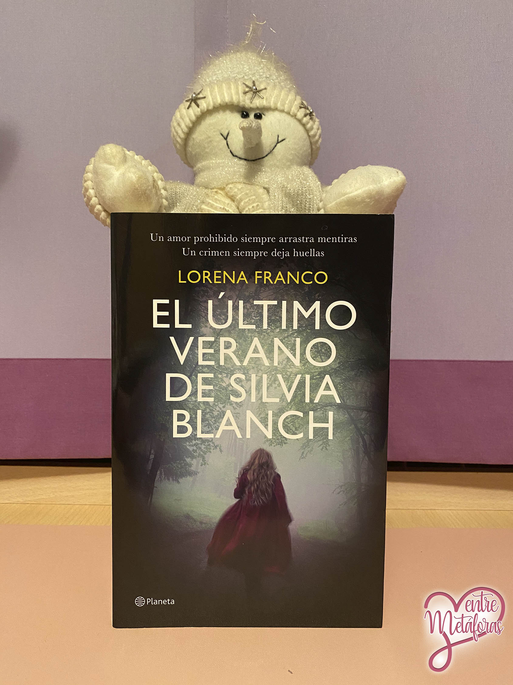 El último verano de Silvia Blanch, de Lorena Franco - Reseña